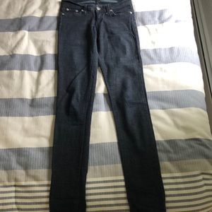 Forever 21 size 26 dark wash jeggings
